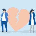 Prijetna čustva ob razhodu s partnerjem